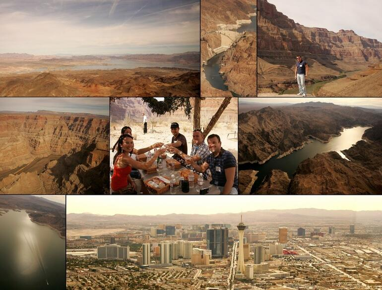 Grand Canyon and Las Vegas - Las Vegas