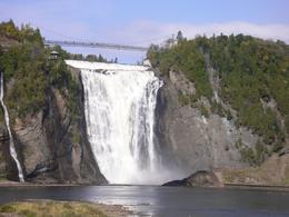 Photo of Montreal Quebec City and Montmorency Falls Day Trip from Montreal Montmorency Fall
