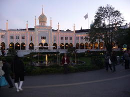 Nimb's Hotel inside Tivoli....Gorgeous! , Beverly G - November 2012