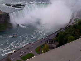 Photo of the Horse Shoe Falls from the Skylon Observation Deck. , Retired - September 2015