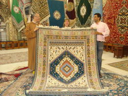 Photo of Costa del Sol Tangier, Morocco Day Trip from Costa del Sol Sold! Moroccan carpet sold to Bermudian