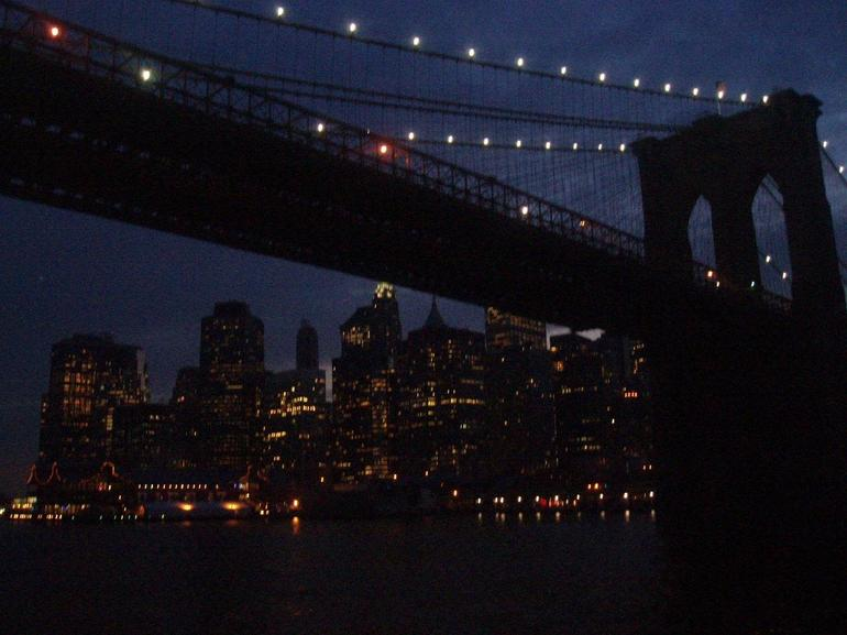 The city that never sleeps - New York City