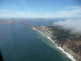 Photo of San Francisco San Francisco Vista Grande Helicopter Tour The Entrance to the Bay