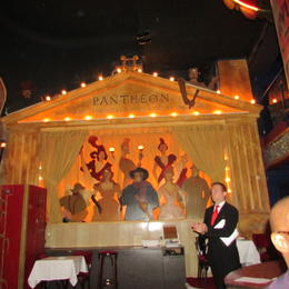 Photo of Paris Dinner and Show at the Paris Moulin Rouge with Transport the Ol' audience