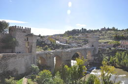 Photo of Madrid Toledo Half-Day or Full-Day Trip from Madrid The San Martin bridge