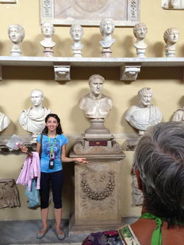 Photo of Rome Skip the Line: Vatican Museums, Sistine Chapel and St Peter's Basilica Half-Day Walking Tour Tour Guide