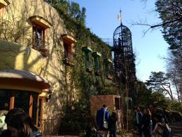 Photo of Tokyo Tokyo Studio Ghibli Museum Afternoon Tour Tower Outside the Museum