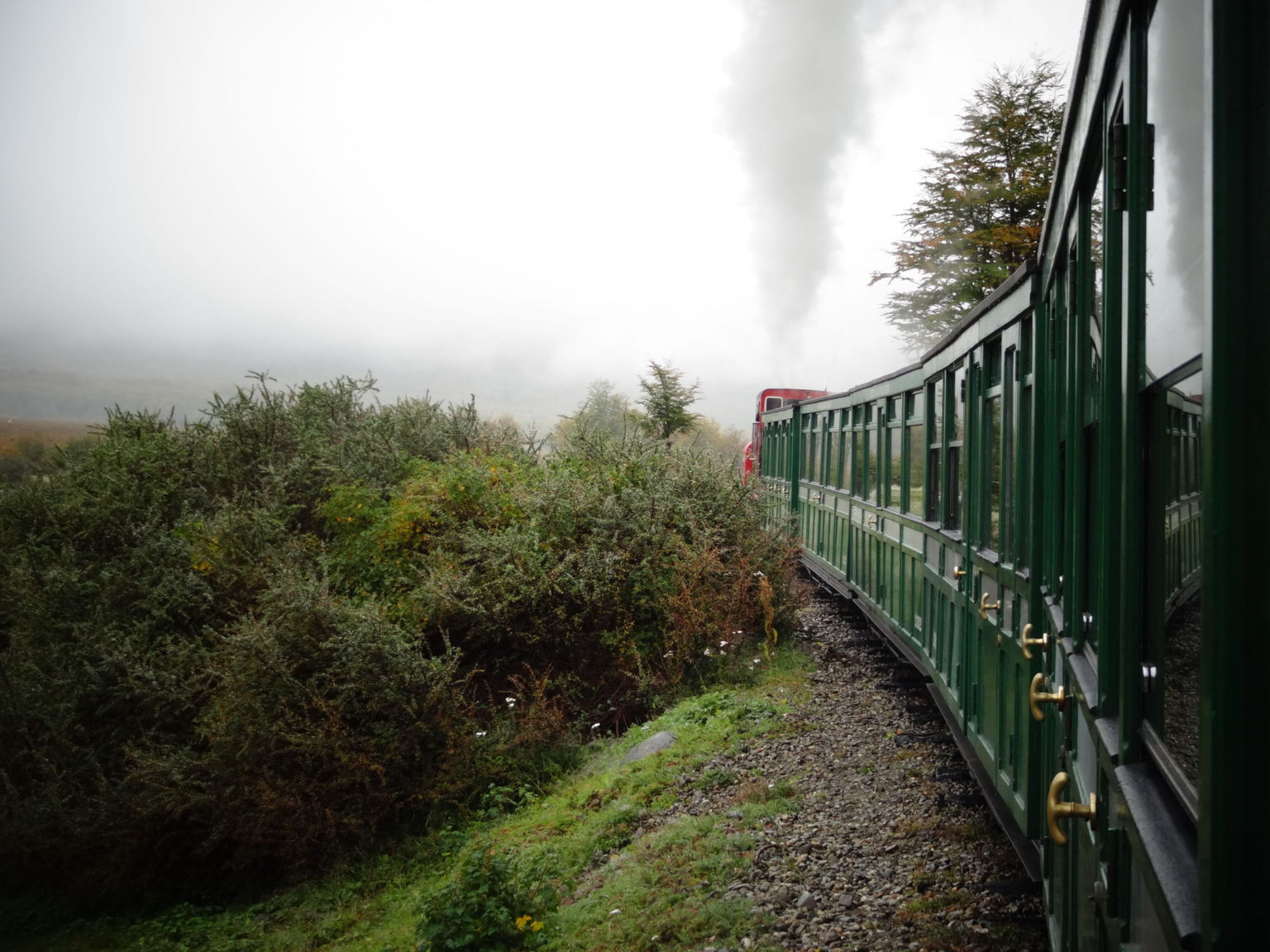 Tierra del Fuego National Park Half-Day Tour with Optional End of the World Train Ride