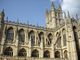 Bath Cathedral., Kwong K - May 2008