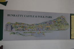 Photo of Dublin Limerick, Cliffs of Moher, Burren and Galway Bay Rail Tour from Dublin Bunratty Folk Park Map