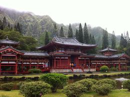 Byodo Temple , Christeen A - May 2012
