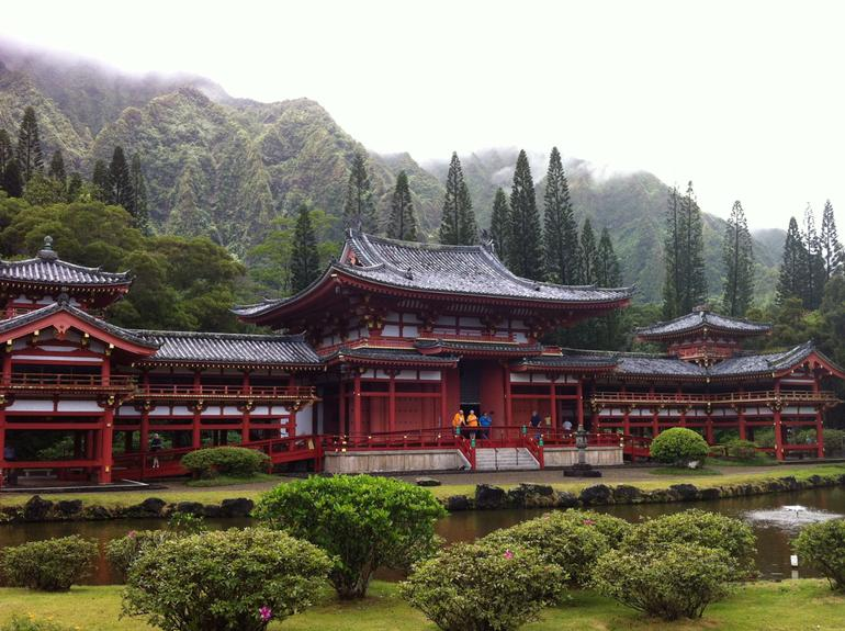 Byodo Temple - Oahu