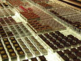Every tiny chocolate was a taste sensation., Big Dog - February 2008