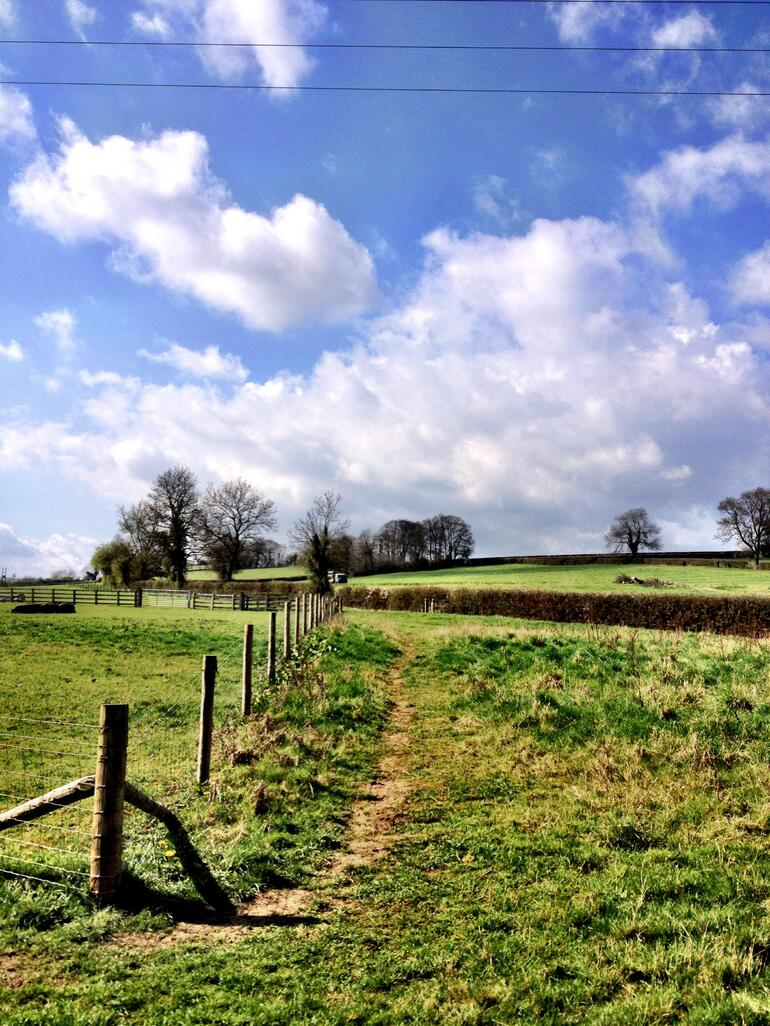 Cotswolds Walking Trail - England