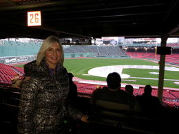 Loved the history of Fenway Park. Great Tour! , Kenneth W - November 2014