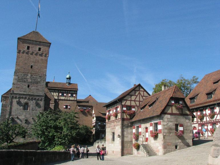 Nuremberg Castle, Munich - Germany