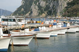 Just arrived in beautiful Capri. , Wesly W - May 2011