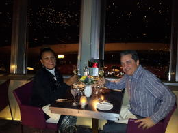 Photo of Berlin Skip the Line: Dinner atop the Berlin TV Tower Jantar nas alturas