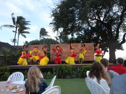 Photo of Maui Kaanapali Sunset Luau in Maui Luau dancers