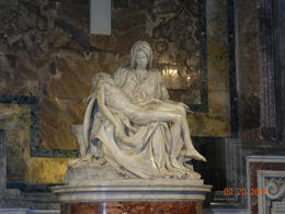 Photo of Rome Skip the Line: Vatican Museums Small-Group Tour including Sistine Chapel and St Peter's Basilica Pieta Statue