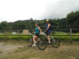 Photo of Singapore Singapore Bike Adventure around Pulau Ubin Pretty lake