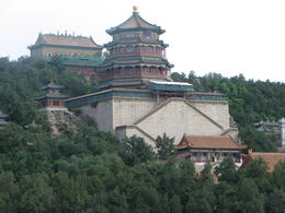 Close up view of the Summer Palace., Bandit - May 2012