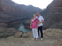 Photo of Las Vegas Grand Canyon West Rim Deluxe Sunset Helicopter Tour The Grand Canyon