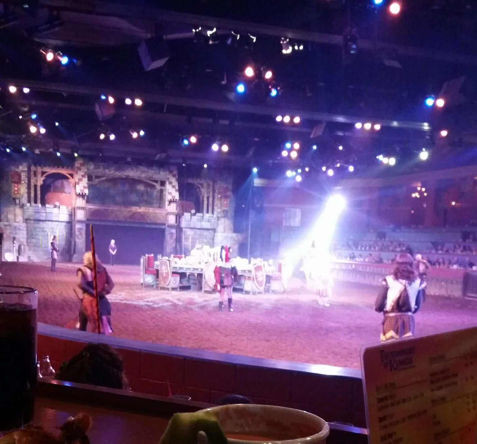 Tournament of Kings Dinner and Show at the Excalibur Hotel and Casino