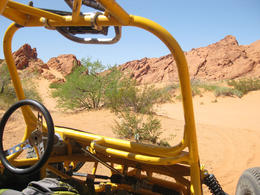 From our dune buggy, Cutie Repolinos - May 2013