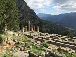 View over Delphi , Isabel E - January 2016
