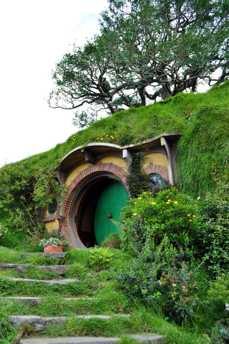 Waitomo Caves and 'The Lord of the Rings' Hobbiton Movie Set Day Trip from Auckland - Auckland