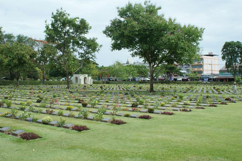 War Graves - Bangkok