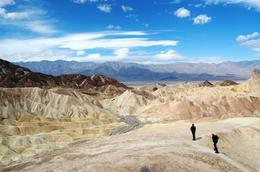 Nice view from Zabriskie Point (but not nearly as awesome IMO as Dante's View) , Todd K - May 2011