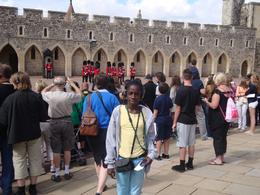 Photo of London Stonehenge, Windsor Castle and Bath Day Trip from London Zanna seeing Changing of the Guard