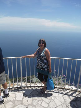 On top of the world , Lorrie K - June 2015