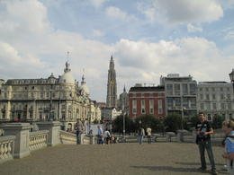 Photo of Brussels Antwerp Half-Day Trip from Brussels City Center, Antwerpen