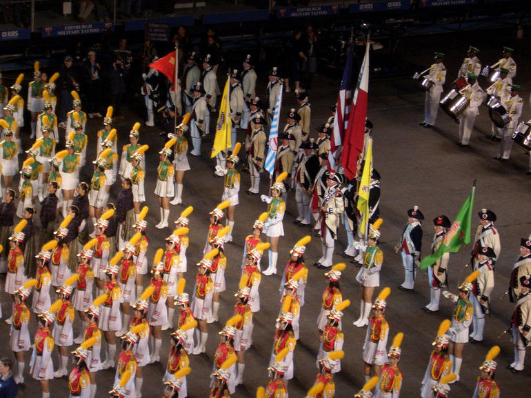 Edinburgh Military Tattoo - Edinburgh