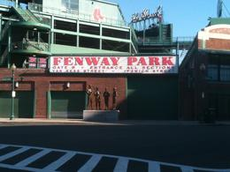 Photo of   Fenway Park, Gate B
