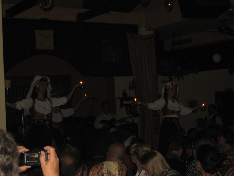 Greek Traditional Dances - Athens