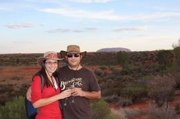 Photo of Ayers Rock Sounds of Silence Restaurant Having fun at Sounds of Silence