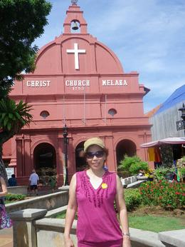 At a Catholic Church in Malacca , ma. annabelle a - July 2013