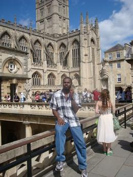 Photo of London Stonehenge, Windsor Castle and Bath Day Trip from London Ottley at Roman Baths