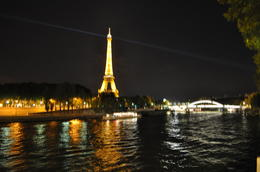 Walking through Paris in the late evening. The City of Lights is beautiful at this time. , BeaverGeek - September 2011