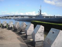 Pearl Harbor , Jeanette F - August 2015