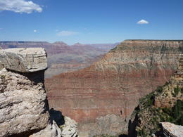 Photo of Las Vegas Grand Canyon West Rim Day Trip by Coach, Helicopter and Boat with Optional Skywalk South rim view