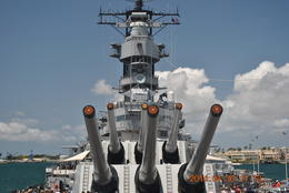 Photo of Oahu USS Missouri, Arizona Memorial, Pearl Harbor and Punchbowl Day Tour the big ship