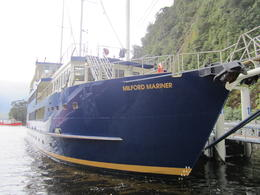 Milford Sound Mariner , Raghid N - March 2014