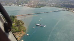 Photo of Oahu 45-minute Oahu Helicopter Tour: Hidden Oahu USS Arizona