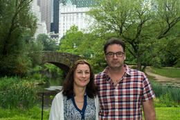 Photo of New York City Private New York Walking Tour with a Personal Photographer At Centual park.
