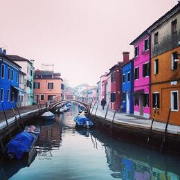 Photo of Venice Murano, Burano and Torcello Half-Day Sightseeing Tour Borano